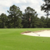 A view of a green at Emporia Country Club