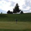 A view of a hole at Greenway Creek Golf Course