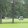 A view of a fairway at Lunenburg Country Club (Piedmont VSGA Junior Golf)