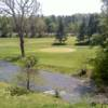 A view of green #10 at Holston Hills Community Golf Course