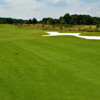 View from a green from South at Andrews AFB Golf Course