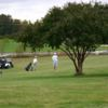 A view from Quinton Oaks Golf Course.