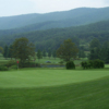A view of the 6th hole at Wolf Creek Golf & Country Club.