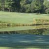 A view of a tee at Longwood Golf Course.