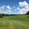 A view from the red tee at Galax Golf Course.