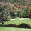 A fall day view from Tazewell County Country Club.