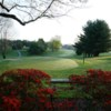 A view of tee #1 at Loudoun Golf & Country Club.