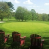 A view of a green at Loudoun Golf & Country Club.