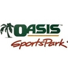 Oasis Sports Park Par-3 Golf Course Logo
