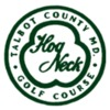 Eighteen Hole at Hog Neck Golf Course - Public Logo