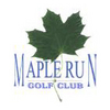Maple Run Golf Course - Public Logo