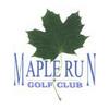 Maple Run Golf Course - Public Logo