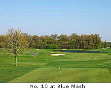 No. 10 at Blue Mash