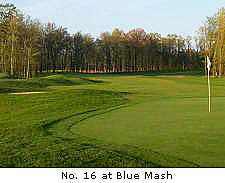 No. 16 at Blue Mash