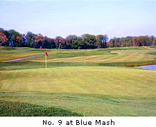 No. 9 at Blue Mash