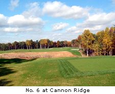 No. 6 at Cannon Ridge
