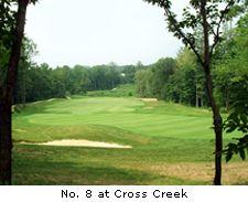 No. 8 at Cross Creek