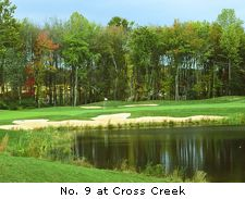 No. 9 at Cross Creek