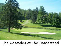 The Cascades Course at The Homestead