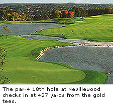The Club at Nevillewood