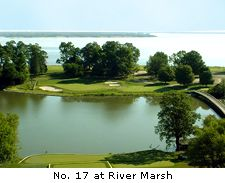 No. 17 at River Marsh