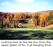 No.5 at Hanging Rock