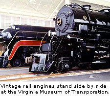 The Virginia Museum of Transportation