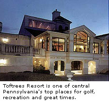 Toftrees Resort