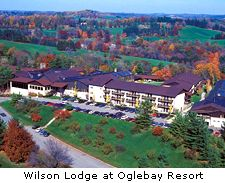 Wilson Lodge at Oglebay Resort
