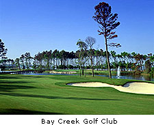 Bay Creek Golf Club