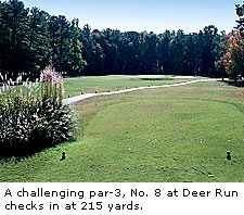 No. 8 at Deer Run