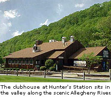 Hunter's Station