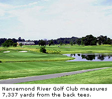 Nansemond River Golf Club