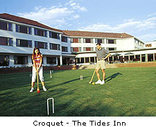 Croquet - The Tides Inn