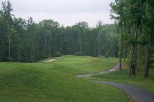 Forest Greens Golf Club, Triangle